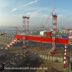 Drone 44 Photo aérienne en Drone TGP STX Saint Nazaire