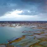 Marais salant de Guerande drone44